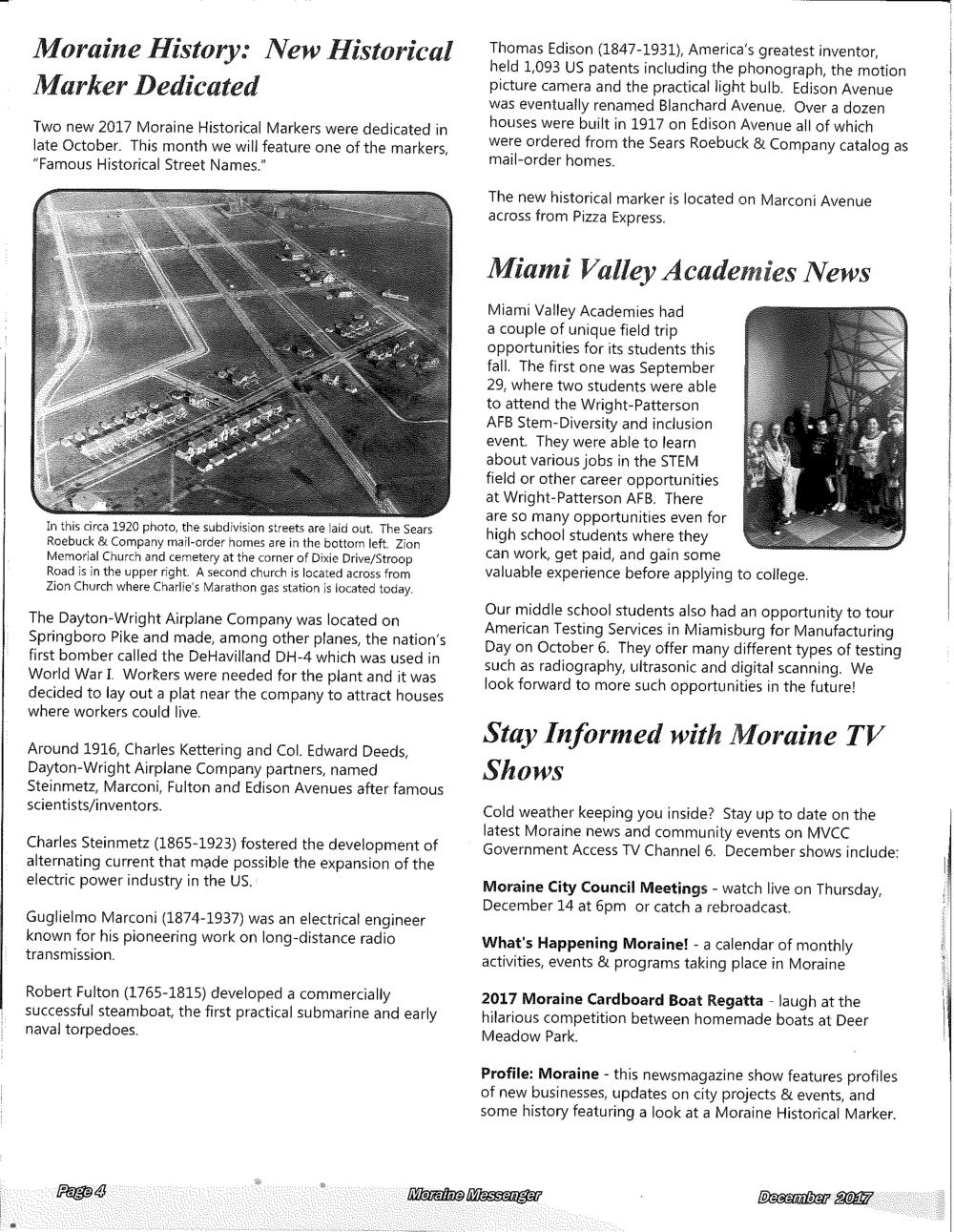 News — Miami Valley Academies