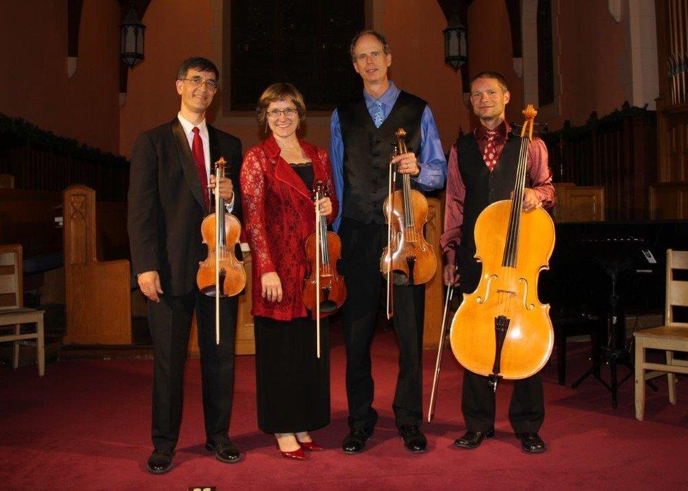 Sycamore String Quartet