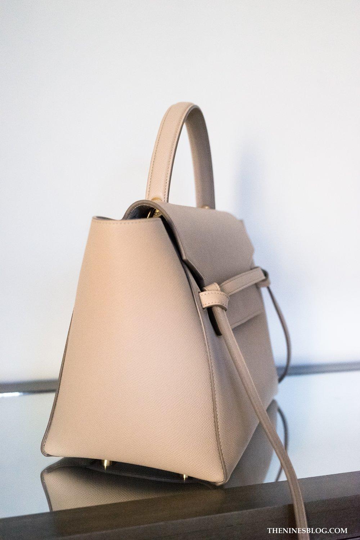 e069ccfbb7 Celine Messenger Bag Review - TheNinesBlog.com  A Boston Blog