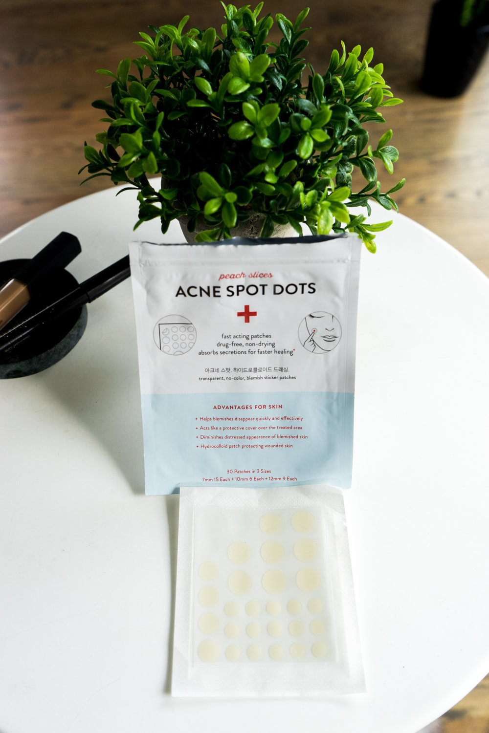 Gentle Spot Treatment with Acne Patches: TheNinesBlog.com - A Boston Blog