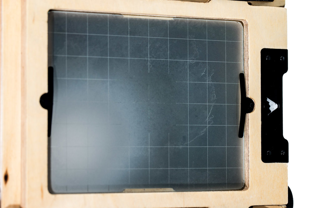 Intrepid 4x5 focus screen