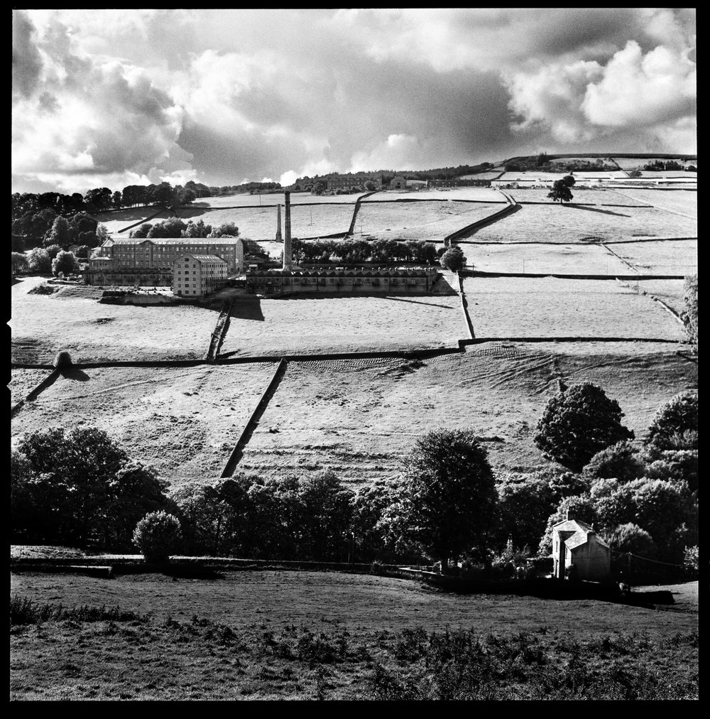 Mill on a Hill Luddenden Halifax
