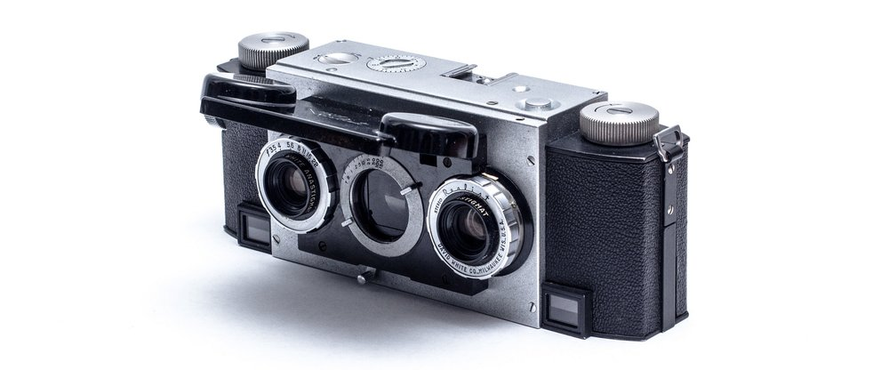 Stereo Realist 35mm camera