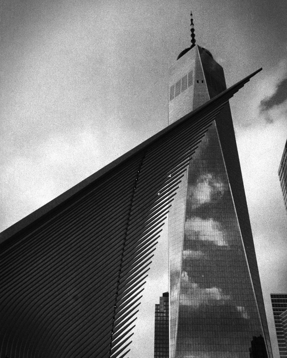 One World Trade Center and Oculus, New York