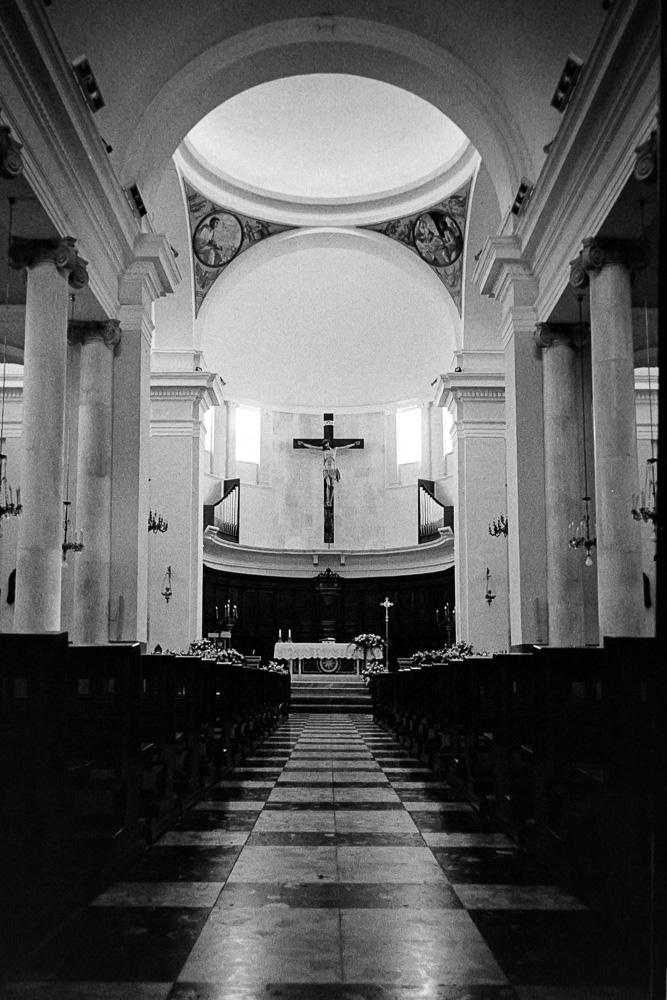 Biccari Church