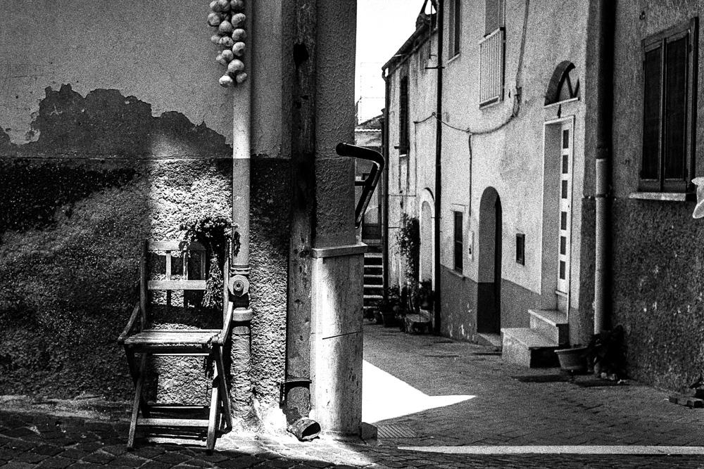 Side streets of Biccari