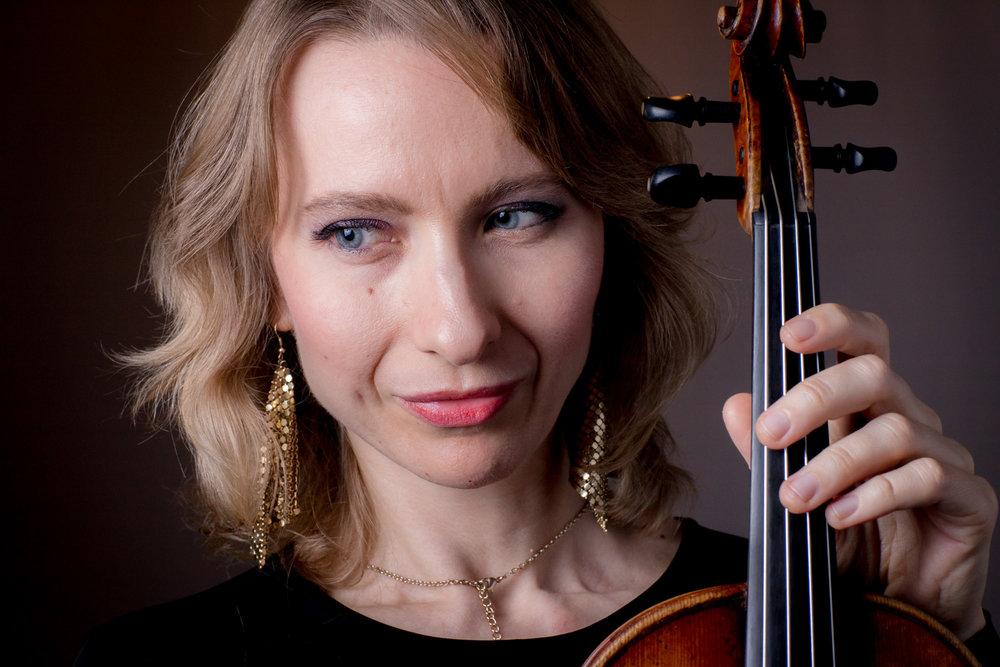 Dominika Dancewicz Violin