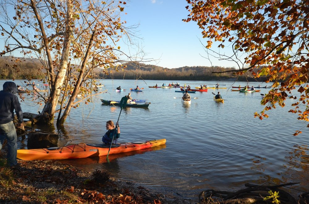 PANGORGE - Pangorge is an adventure race held annually in the Tennessee River Gorge.