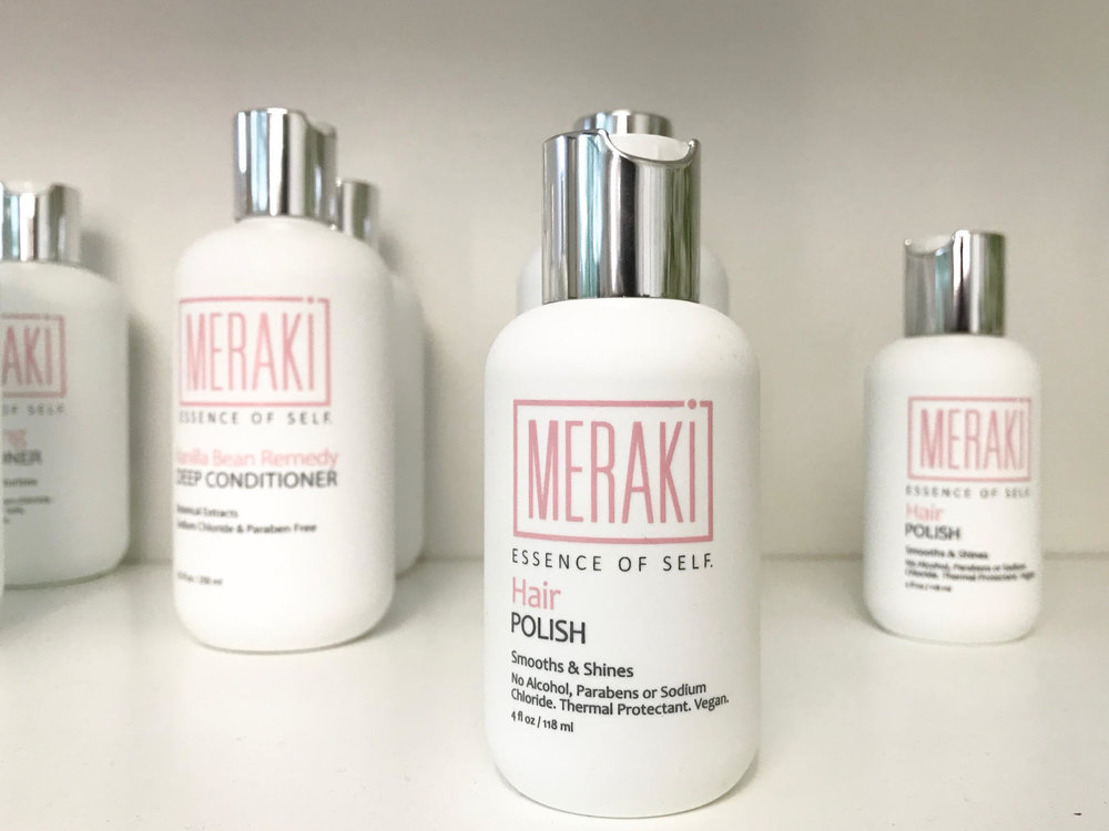 mERAKI hAIRCARE #SAVANT -