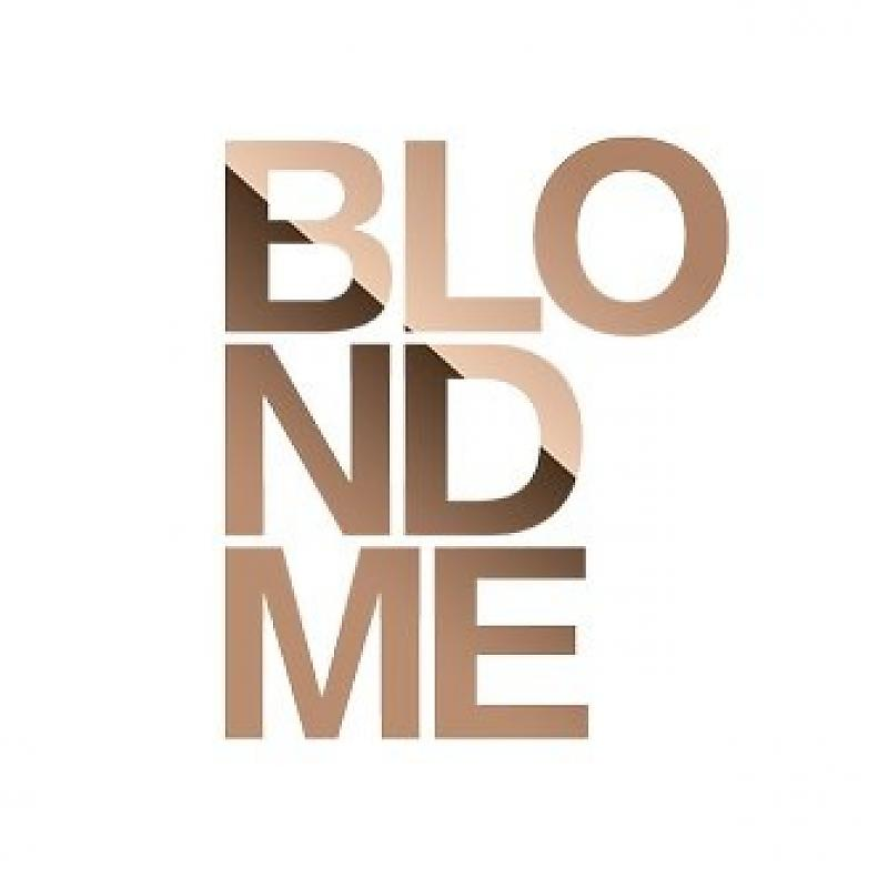 BLONDME Bond Enforcing Colour   Blondes expect real blonde perfection and an individual, unique result. But uneven bases and delicate hair structures are just some of the challenges on the way to blonde perfection.BLONDME, now powered by the Advanced Bonding System, is the only colour and care brand truly dedicated to blondes.