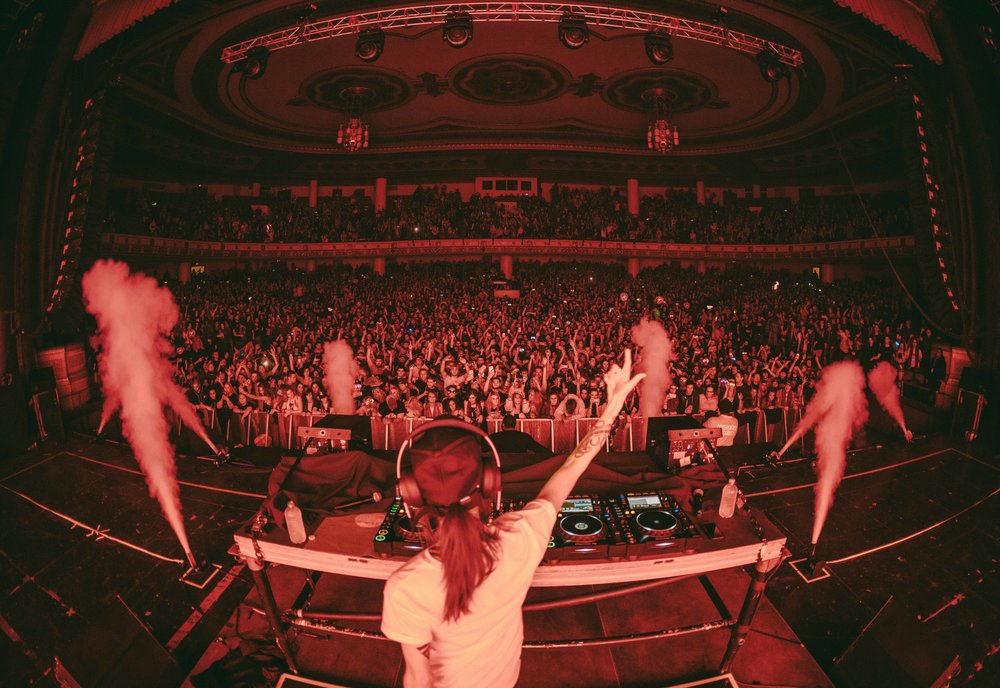 Rezz @ Masonic Temple in Detroit 2018