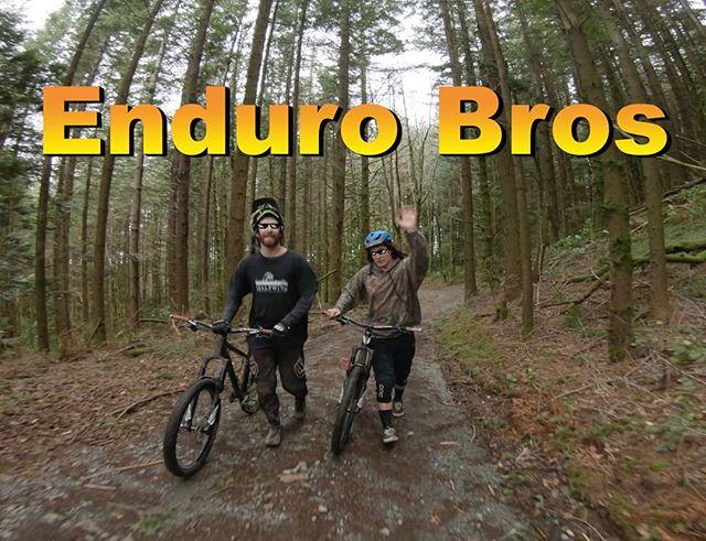 In tomorrows video we are going full enduro. #endurobros #enduro #hardtail #freeride #mtb #mountainbiking