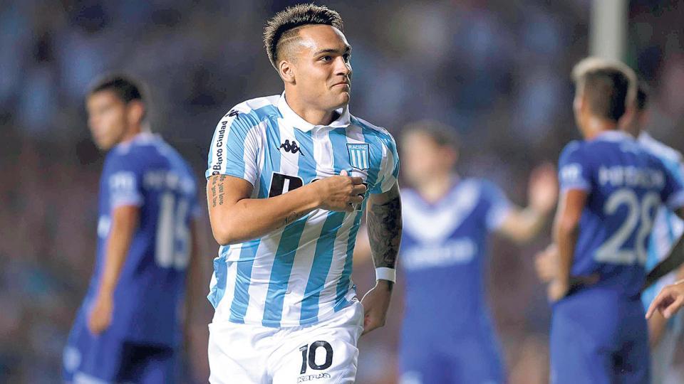 "Racing president, Victor Blanco: ""Lautaro Martinez is an Inter ..."