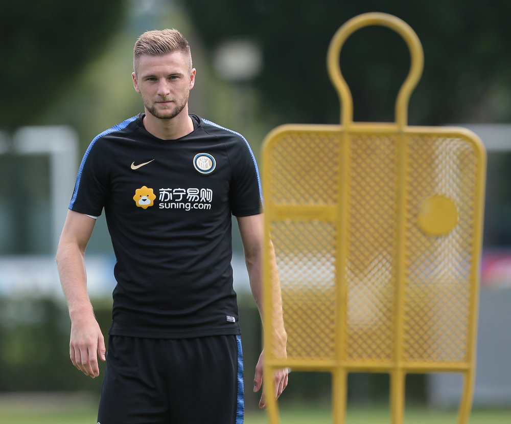 low priced 6cc91 9a28c Skriniar said no to new Inter contract (€2.5M), asking for ...