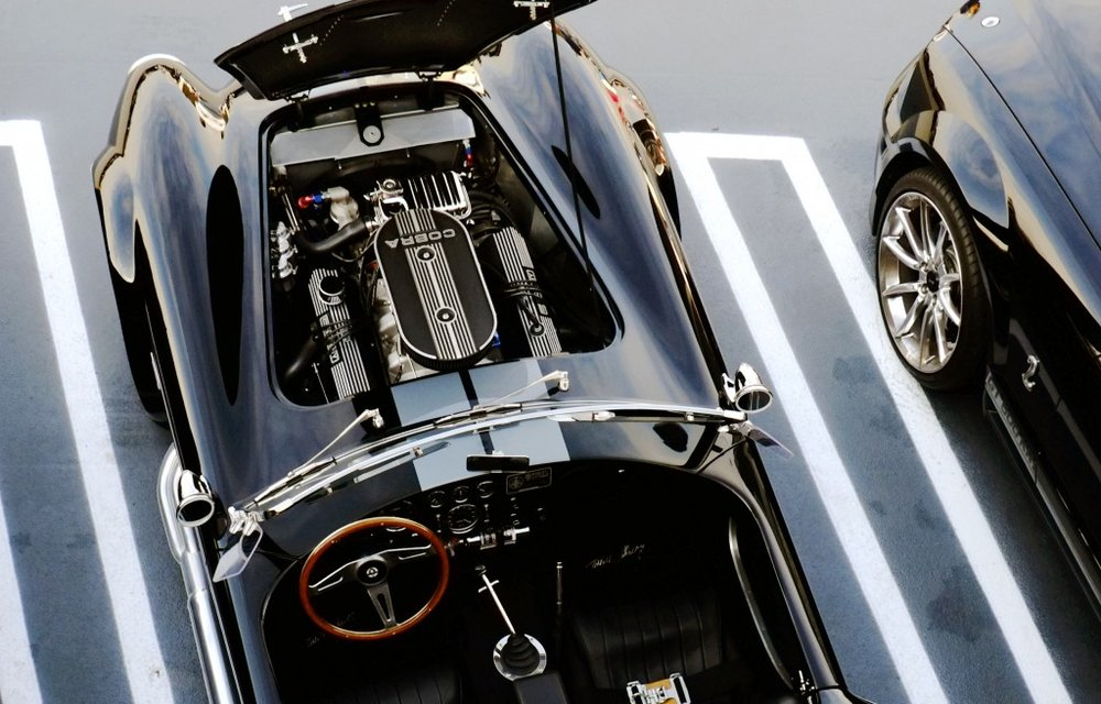 How V3llum Learned To Love the Shelby Cobra