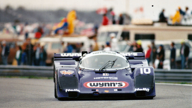 Porsche 962: Der Vorletzte Mittelmotor Rennwagen