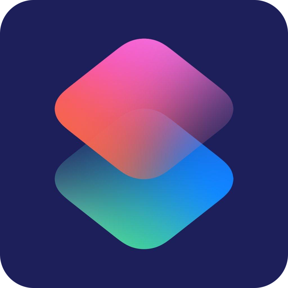 Siri Shortcuts Icon
