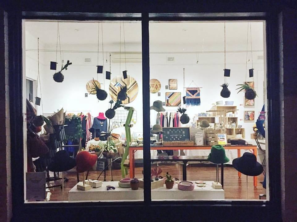 The Journey Person mid-winter Handmade Popup Shop 2016