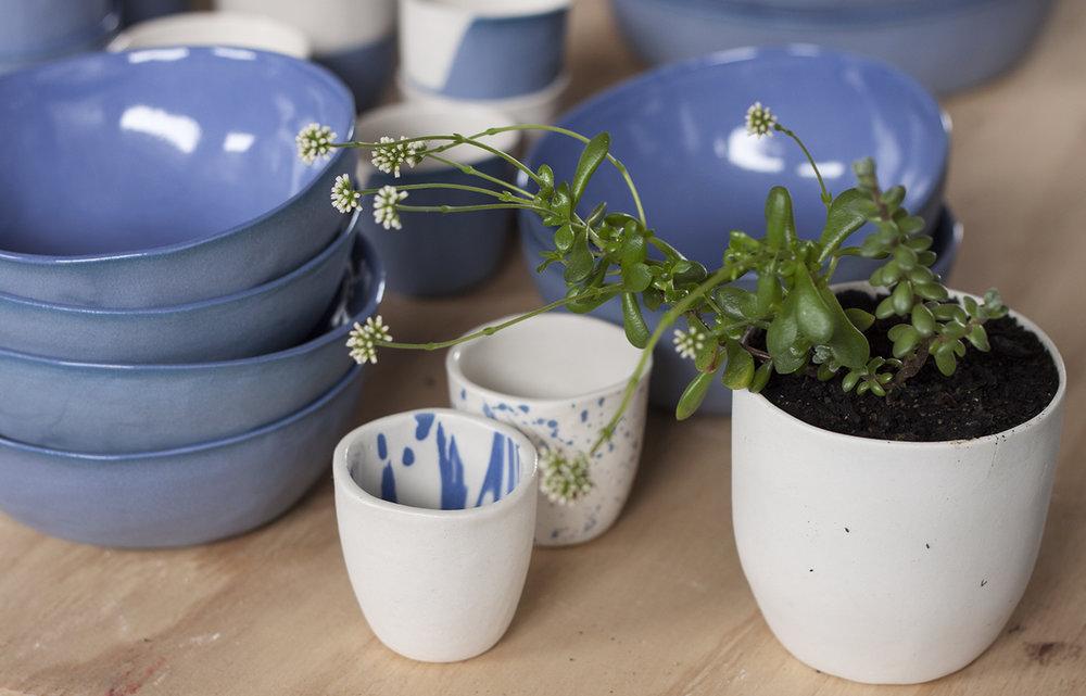 The Journey Person - Shelly Campton Australian ceramicist