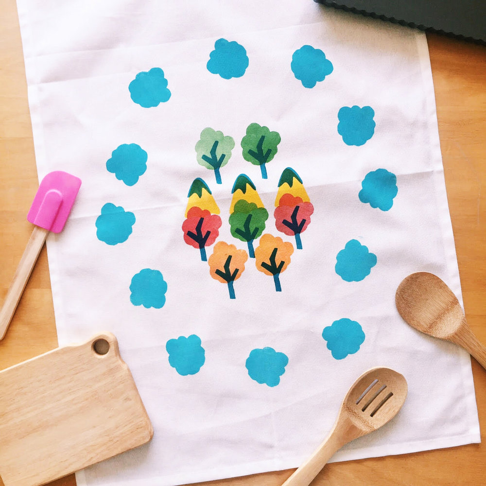 Block Printing Workshop with Whimsy Milieu