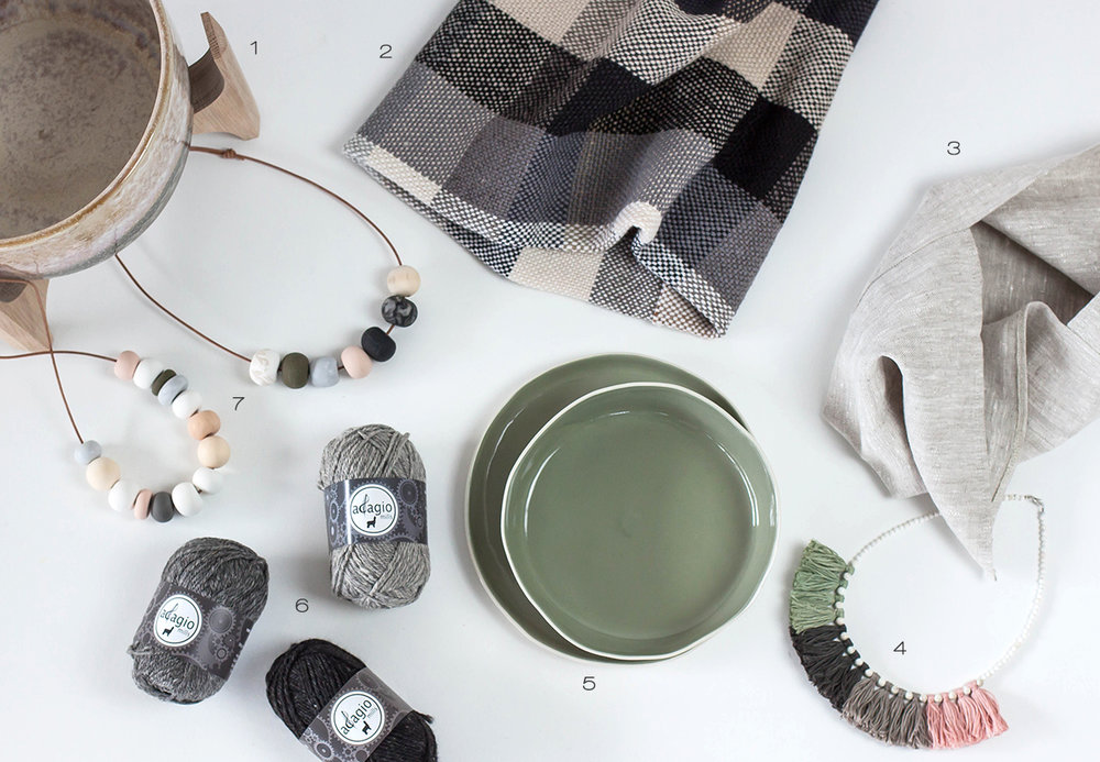 The Journey Person Handmade Winter Look Book