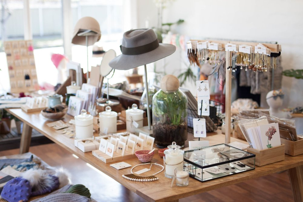 Join Us - Apply to become part of our collective and sell your handmade goods at our Popup Shop