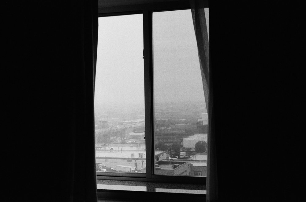 Hotel,  2014  digital image  35mm
