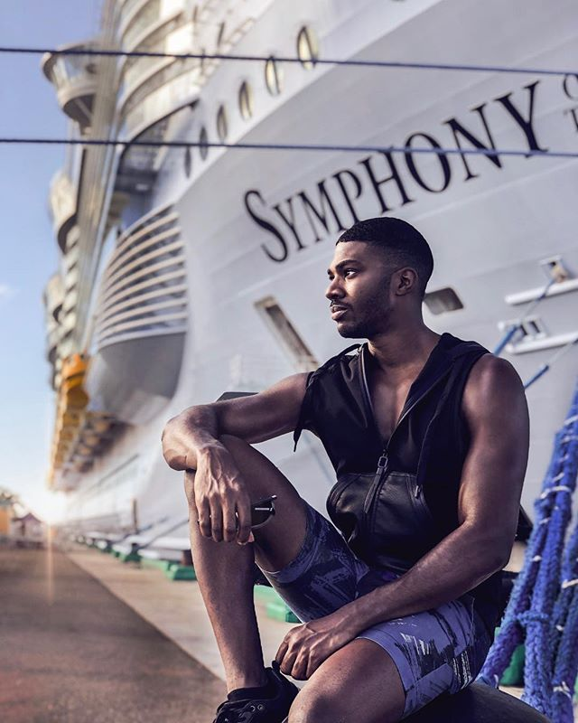 After spending some quality time with my family, I had my first cruise experience on the inaugural sail of @officialsymphonyoftheseas  While walking on South Beach We caught our first glimpse of the ship during a test sail, and the magnitude of the vessel made the nearby buildings look tiny in comparison. I'm not going to lie, I freaked out a little as the ship is 5x the size of the Titanic, and on top of that, I suffer from horrible motion sickness.  Thankfully my excitement overcame my senseless fear and it turned out that the ship was incredibly smooth, even to the point of taking off my Sea-Bands after the first day. All in all, the Symphony of the Seas is a floating city fully loaded with everything you could think of and then some. I had to constantly remind myself that we were on a moving ship! For my very first cruise, @royalcaribbean set one hell of a bar, I'm not sure if any other cruise will measure up. 📷 @asianmapleleaf #SymphonyOfTheSeas #RoyalCaribbean #1stCruise #IGLTA #Miami to the #Bahamas