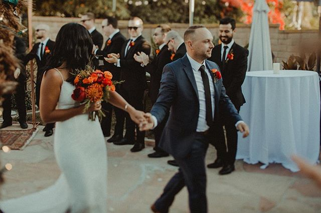 Happy 1 year of marriage! Time sure does fly!!!😍❤️ . . . 📸: @melissareyphotolearn