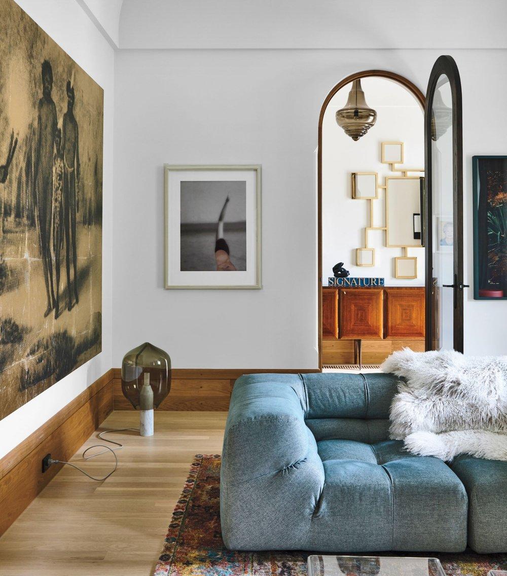 Melbourne Terrace House:u0026nbsp;B.E. Architecture U0026nbsp; U0026nbsp; ...