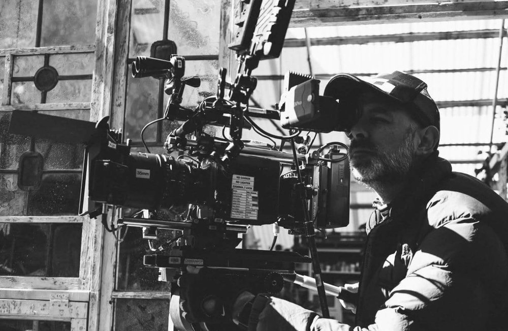 Jason Hargreaves, Cinematographer