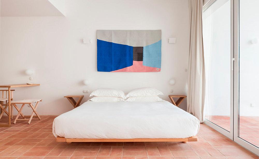 KOEL Stories | KOEL Interiors: Places with gorgeous weavings