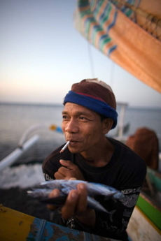 If local fishermen can make a tourism industry work, there is no need for over-fishing