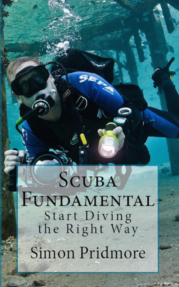 Once again Simon Pridmore raises the bar in scuba diving instruction with the latest Scuba Fundamental.