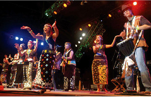 Rainforest World Music Festival (PC: Malaysia Asia)