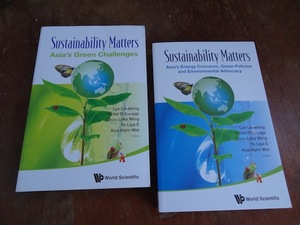 "Earlier publications in ""Sustainability Matters"" series"