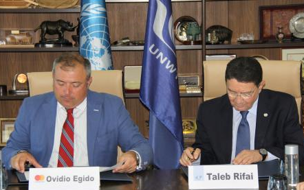 Mastercard supports UNWTO's Sustainable Tourism for Development