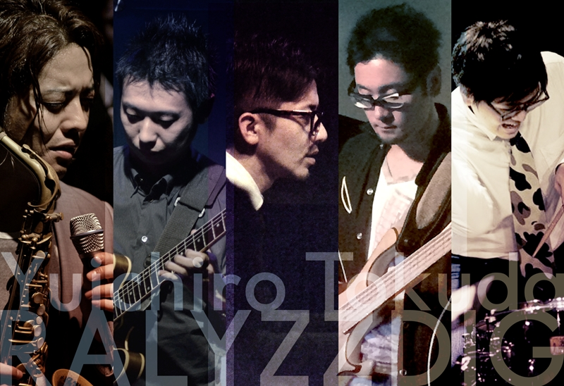Award winning Yuichiro Tokuda RALYZZDIG from Japan brings us modern jazz.
