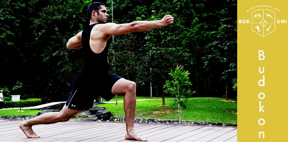Try out different health and fitness therapy at RWMF including this Budokon Yoga.