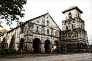 The Baclayon Church, 1585