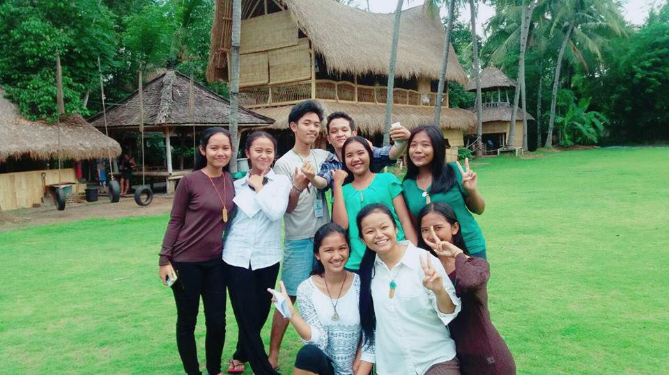 GINKalimantan gets youths talking about sustainability issues followed by problem solving workshops.