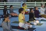 Yoga and meditation, with teacher counselling, help with effecting life-changing decisions.
