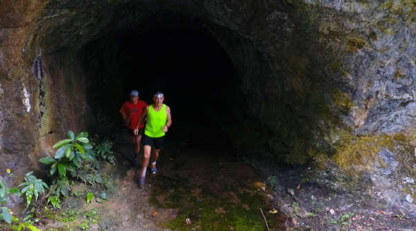 A cave run will be a special feature of the Challenge, drawing on the area's rich mining history.