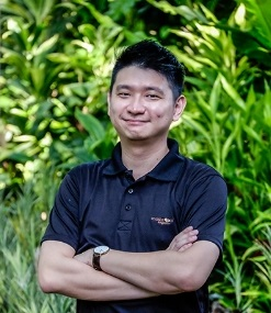Janson Chan, CEO of Agrivo Mycosciences, believes in the importance of agriculture for self-sustenance.