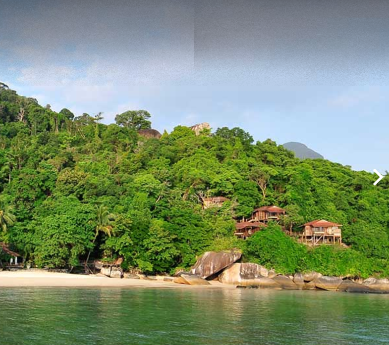 Nestled amidst tropical trees and coastal rocks, Japamala Resort invites guests into a Samadhi state of mind.