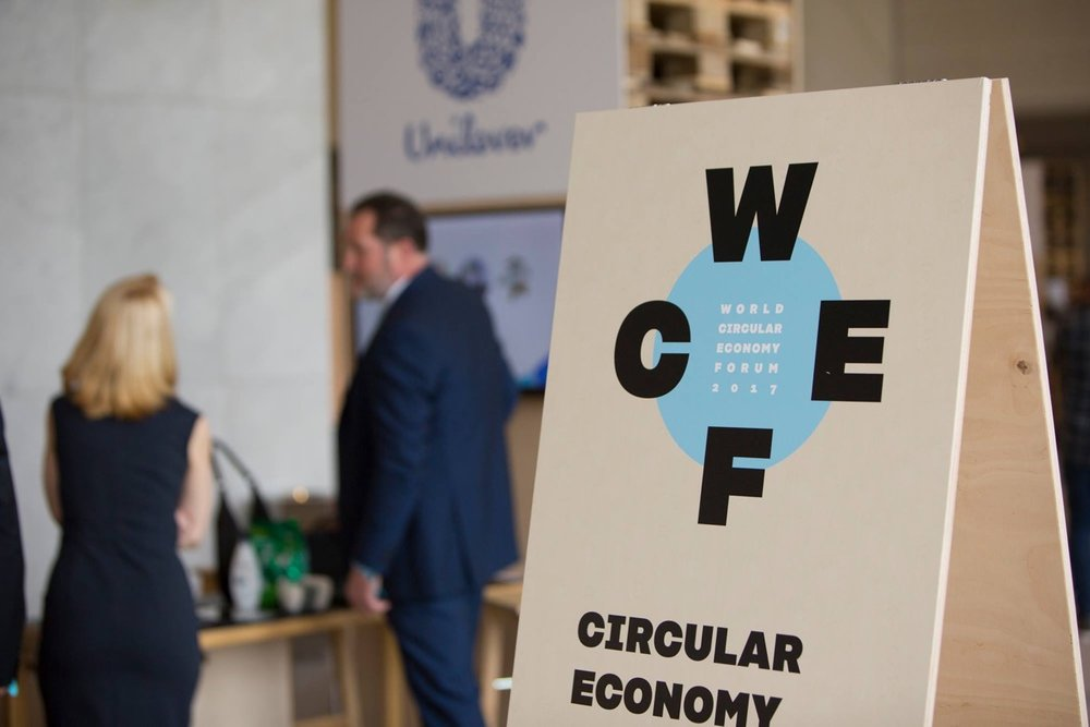 For the first time ever, influencers got together in a global forum to discuss transitioning from a linear economy to one that is circular by function.