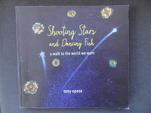 Tony Oposa's Shooting Stars and Dancing Fish is a must read. Photo by Gaia Discovery.