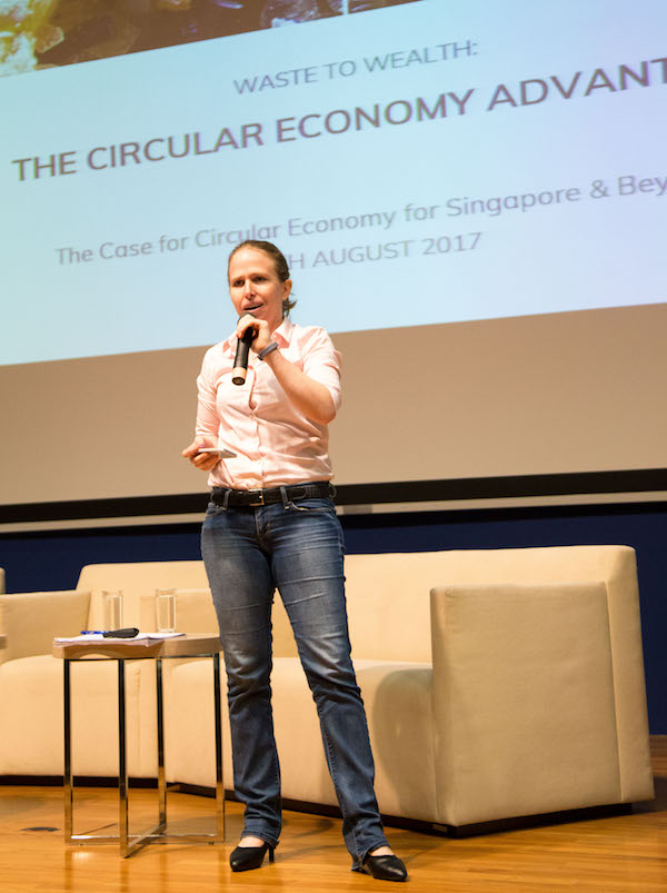 By not pushing the circular economy stronger here, we are missing out on a business opportunity, says Laura Allen of Gone Adventurin.