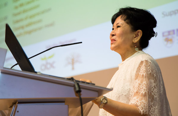 APCEL's Lye Lin-Heng: Stronger waste management governance is needed in Singapore.