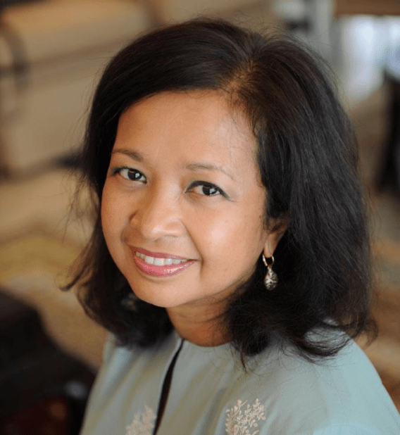 Marina Mahathir will be at the Ubud Writer's Festival 2017